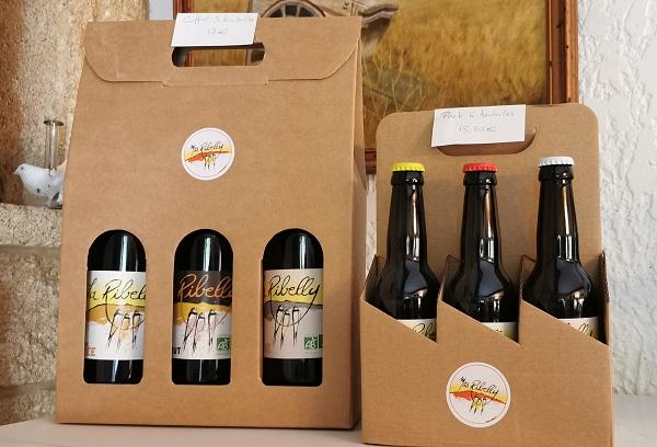 bières emballées